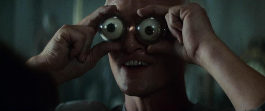 blade runner yeux