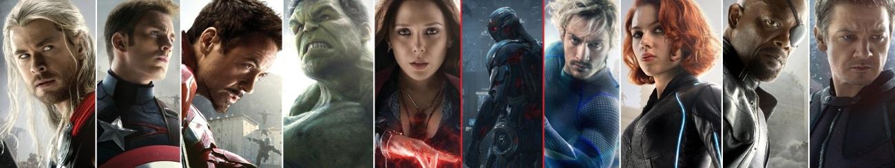 Avengers 2 Bannière