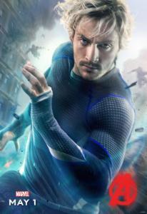 Avengers 2 Vif Argent
