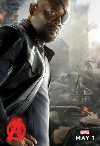 Avengers Fury