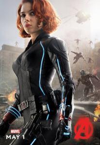Avengers Veuve