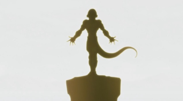Dragon Ball F Freezer ombre