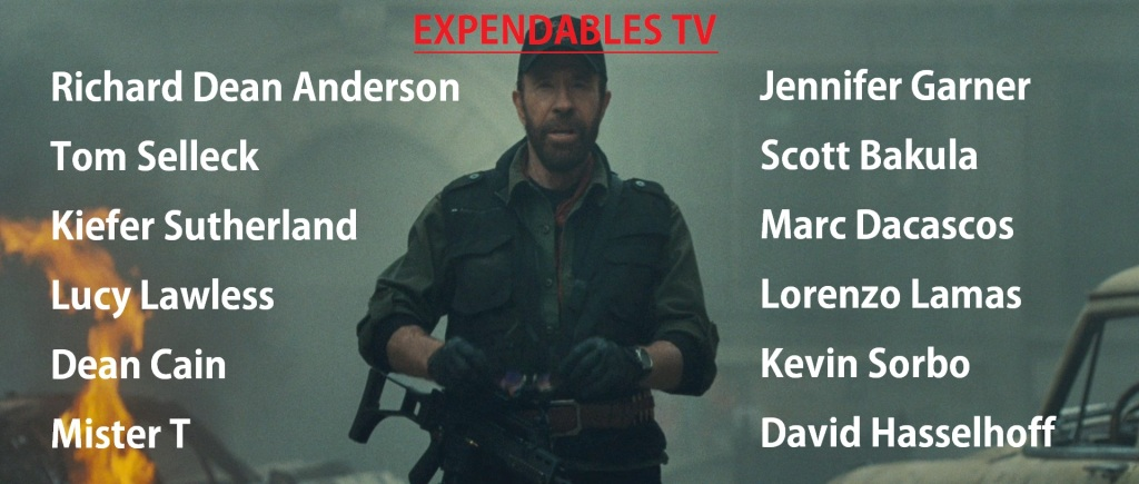 Expendables TV