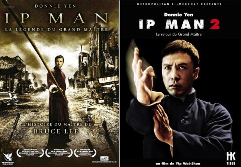 Ip Man 1 et 2 aff fr
