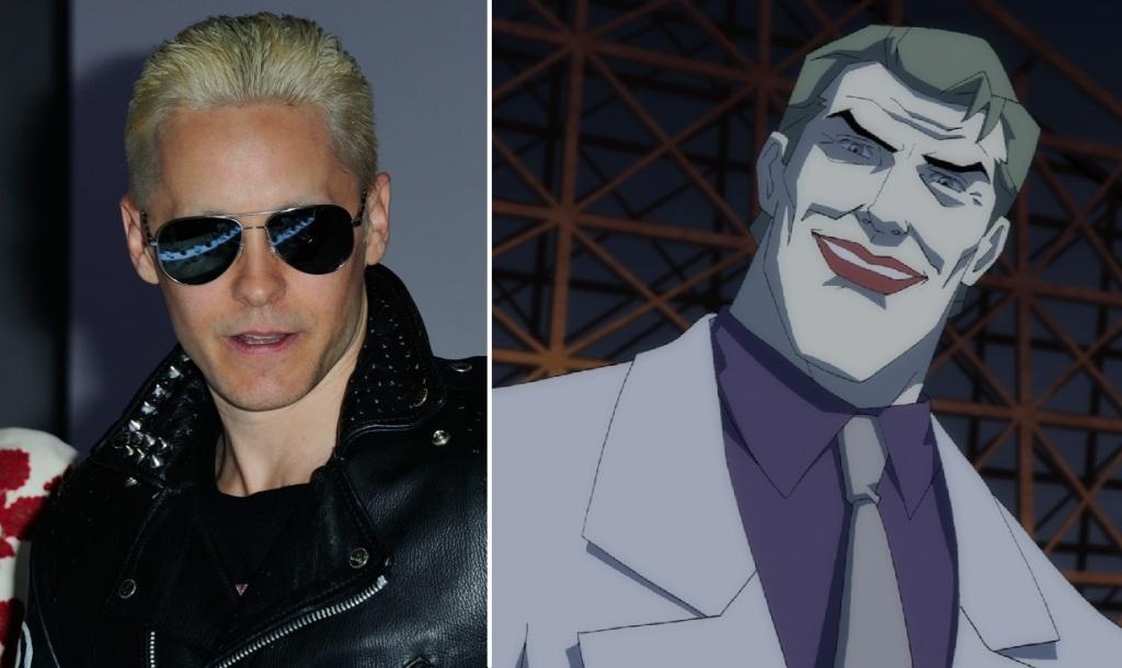 Jared Leto Le Joker