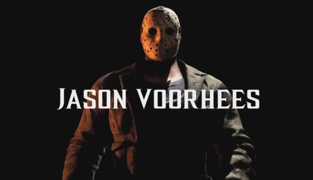 Mortal Kombat X Jason