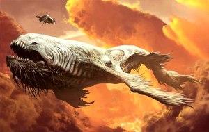 The Leviathan art
