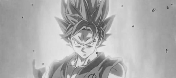 Dragon Ball Goku TransformationNB