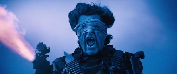 Mad Max 4 blue
