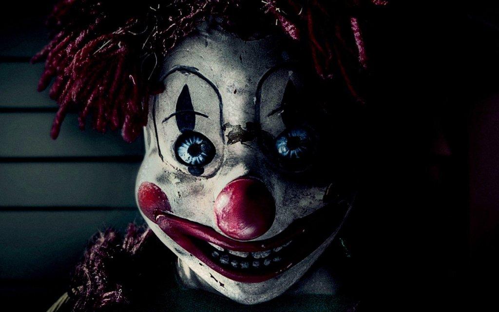 poltergeist clown
