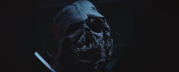 Star Wars 7 vador casque