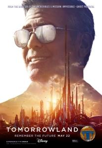 Tomorrowland Aff Clooney