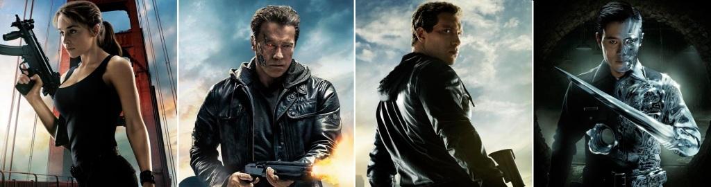 Terminator Genisys Bannière