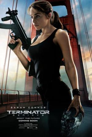 Terminator Genisys Sarah aff