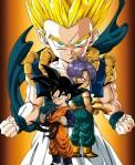 Dragon Ball Gotenks