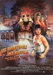Jack Burton Aff FR