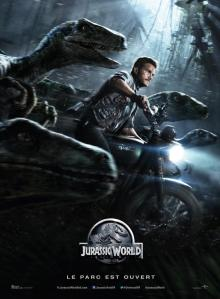 Jurassic World Aff FR
