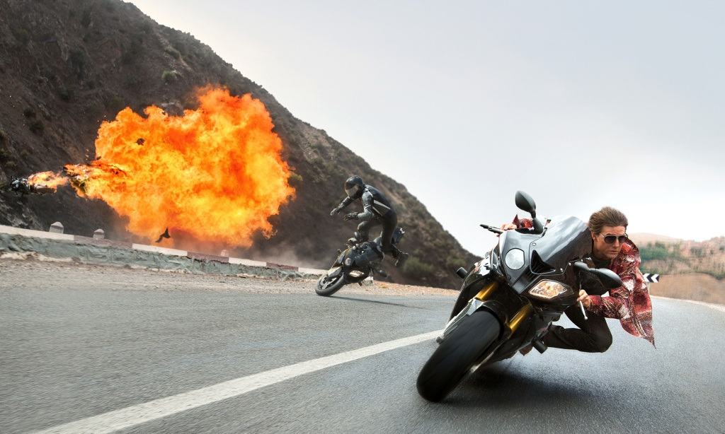 MI5 Tom moto