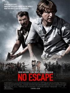 No Escape Aff
