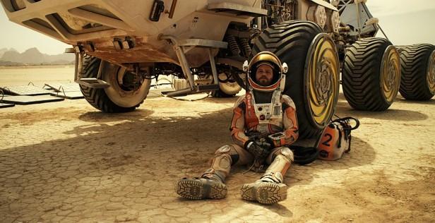 Seul sur Mars1