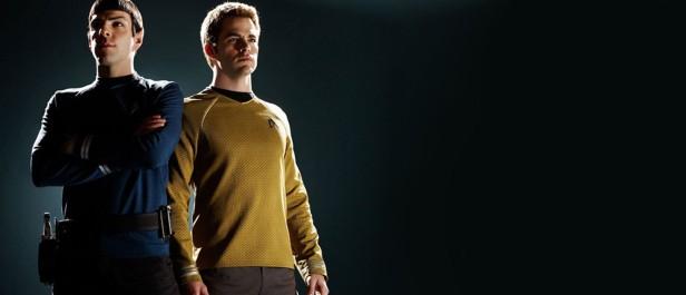 Star Trek Kirk and Spock