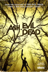Ash vs Evil Dead aff