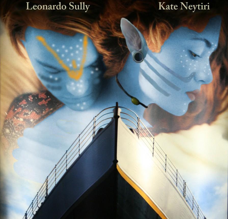Avatar Titanic aff