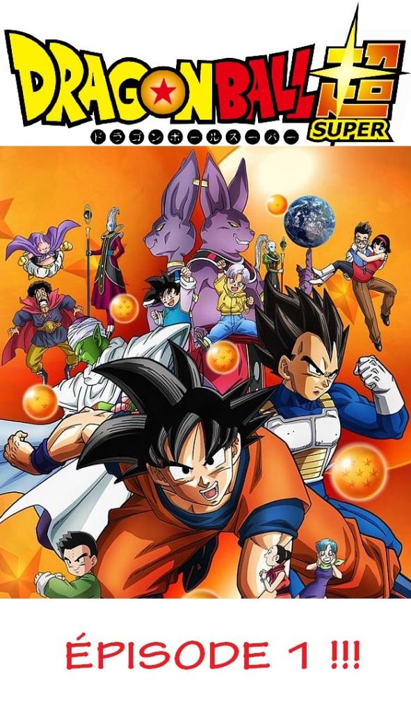 Dragon Ball Super Lien épisode 1