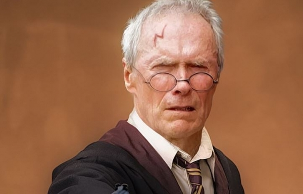 Harry Potter Clint Eastwood