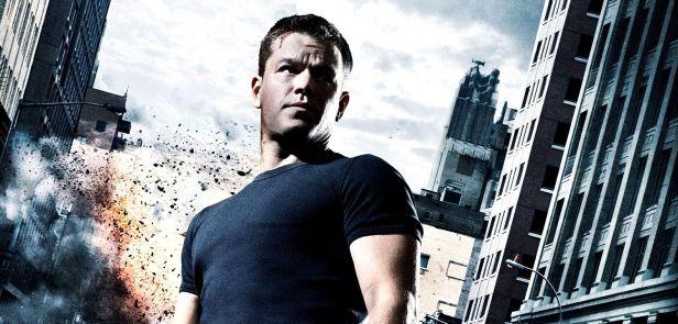 Jason Bourne vengeance dans la peau