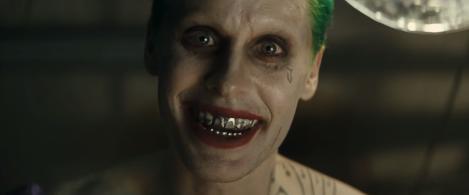 Suicide squad Joker face