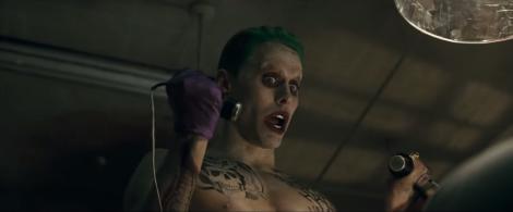 Suicide squad Joker torture