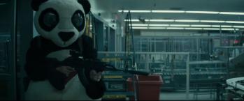 Suicide squad Panda