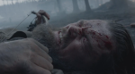 The Revenant Leo blood