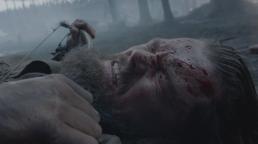 The Revenant Leo blood