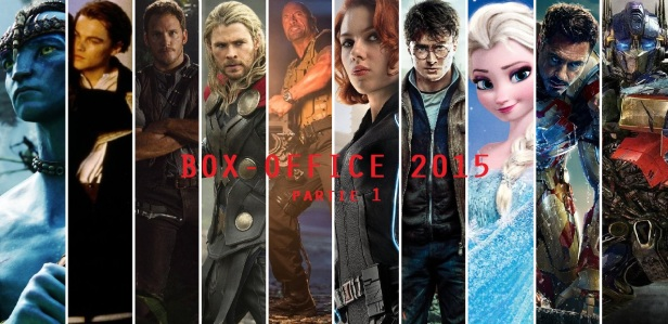 TOP 10 Box-office 2015 part 1