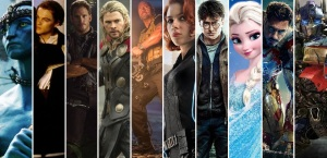 TOP 10 Box-office 2015