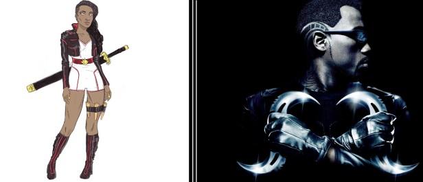 Blade Fallon