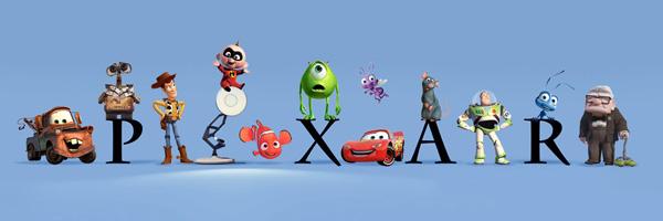 Pixar Bannière