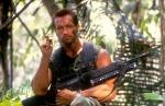 Predator Schwarzenegger