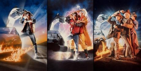 Trilogie Retour vers le futur