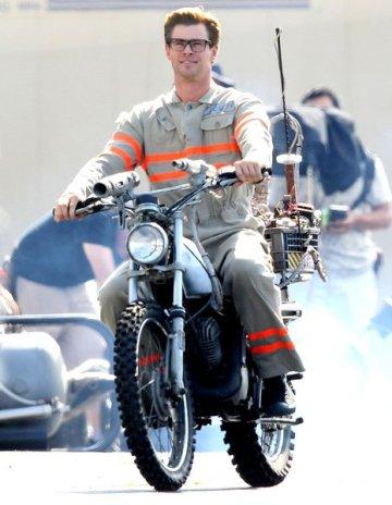 SOS fantômes Hemsworth