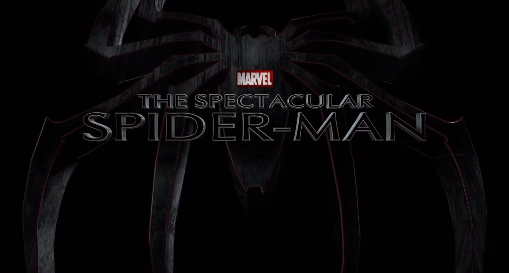 Spectacular spider-man logo fan