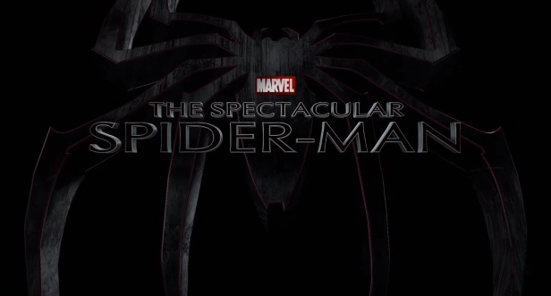 Spectacular spider-man logo fan