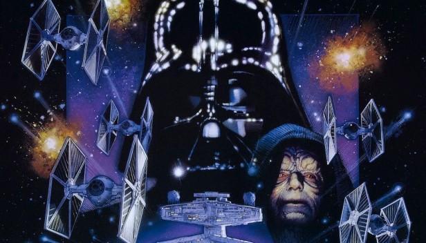 Star Wars 5 Aff