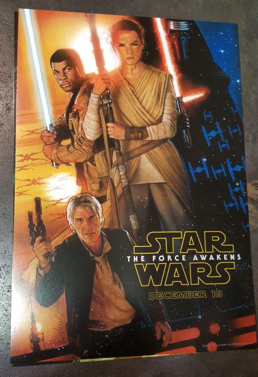 Star Wars 7 Aff Struzan