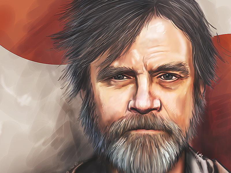 Star Wars Old Skywalker
