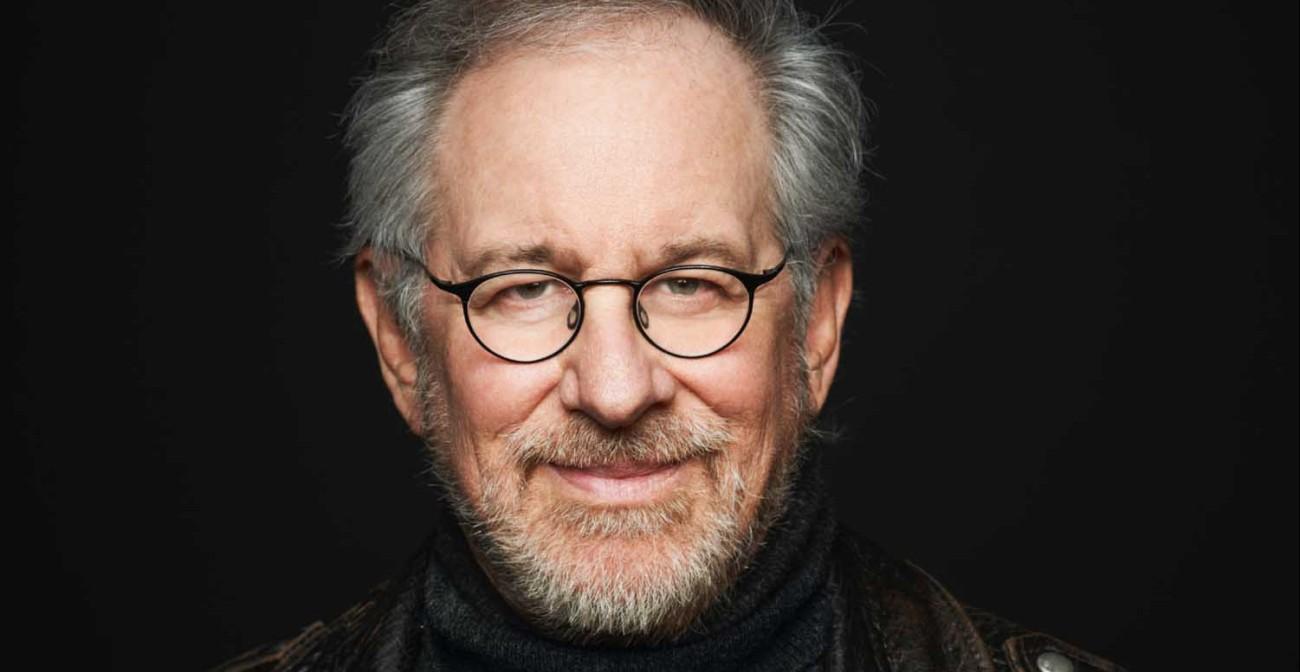 Steven Spielberg cuir