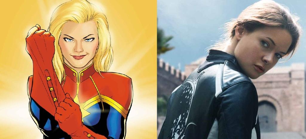 Captain Marvel Ferguson