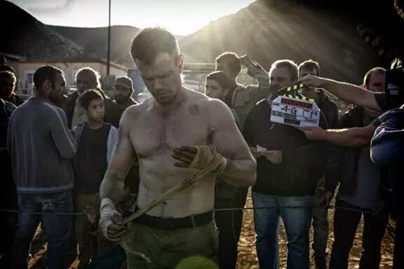 Jason Bourne 5 Matt Pic